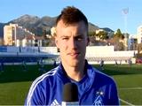 Андрей Ярмоленко пригласил болельщиков на матч с «Бордо». ВИДЕО