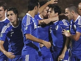 Израиль огласил список игроков на матч с Украиной
