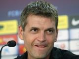 Тито Виланова: «Игроки «Барсы» по-прежнему голодны до побед»