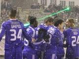 «Волынь» — «Динамо» — 0:2. Отчет о матче