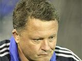 Мирон Маркевич: «Важно теперь выиграть у «Байера» на его поле»