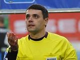«Черноморец» и «Динамо» рассудит Абдула