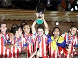 «Атлетико» выиграл Суперкубок Европы (ВИДЕО)