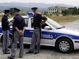 Грузинских футболистов задержали за ругань во время матча