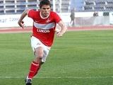 Огнен Вукоевич провел первый матч в футболке «Спартака»