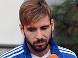 Мигель Велозу: «Я думаю, что мы фавориты в матче против «Динамо»