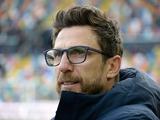Эусебио Ди Франческо: «Изменилась не тактическая схема, а отношение футболистов»