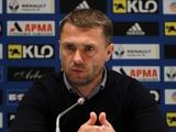 «Черноморец» – «Динамо» – 1:4. Послематчевая пресс-конференция