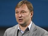 Юрий КАЛИТВИНЦЕВ: «Вратарскую проблему решаем, думаем, обсуждаем. Пока ни к чему не пришли»