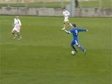 Молодежное первенство. «Динамо» — «Волынь» — 1:0