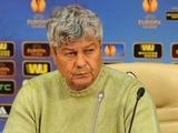 Мирча Луческу: «Думаю, что мы проведем очень удачный матч»