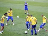 Открытую тренировку сборной Украины никто не отменял