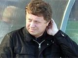 Заваров может возглавить луганскую «Зарю»