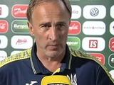 Александр Петраков: «После матча с Англией многих ребят тянуло на рвоту»