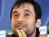 Вучинич, оказывается, с детства болеет за «Милан»