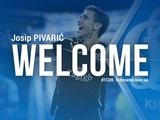 Официально: Йосип Пиварич — игрок «Динамо»! (ВИДЕО)