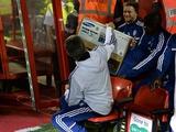 Моуринью подарил запасным «Челси» телевизор