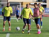УЕФА отменил предматчевые тренировки сборных Украины и Польши на стадионе «Велодром» в Марселе