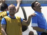 Уэсли Снайдер: «Дзанетти будет играть в «Интере» до 60 лет, а я — до 2015 года»