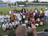 Сергей Сидорчук наградил участников «Кубка будущих чемпионов»