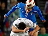 Перед визитом в Киев сборная Италии минимально обыграла Словению (ВИДЕО)
