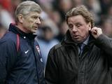 Реднапп уверен, что Венгер ещё много лет будет работать в «Арсенале»