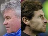 Хиддинк и Виллаш-Боаш — основные кандидаты на пост главного тренера «Челси»