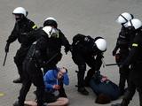 В Польше 3 человека ранены в ходе беспорядков после футбольного матча