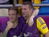 Шевченко и Воронин последний матч за сборную проведут во Львове