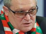Юрий Красножан уволен с поста главного тренера «Локомотива»