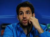 «Милан» претендует на Фабрегаса