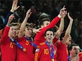 Испанцы стали третьей сборной, которая подряд выиграла чемпионат Европы и мира