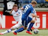 «Динамо» обыграло «Карлсруэ»