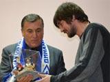 Артем Милевский посвящен в лицеисты