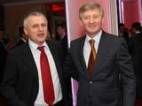 Ринат Ахметов поздравил Игоря Суркиса