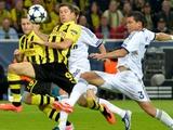 ЛЧ: «Боруссия» крупно  обыгрывает «Реал» в первом матче 1/2 финала