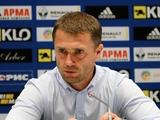«Динамо» – «Ворскла» – 0:2. Послематчевая пресс-конференция
