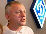 Игорь СУРКИС: «Перед началом матча я немножко волновался»