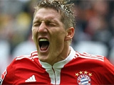 Швайнштайгер назван футболистом года в Германии
