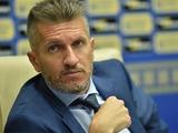 Франческо Баранка выступил с заявлением по поводу отстранения от соревнований команд «Олимпика»