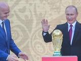 ФИФА жаждет русской крови. Просматривается дисквалификация РФС