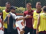 Франческо Тотти: «Надо сплотиться вокруг тренера»