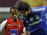 «Динамо» завершило выступление в Лиге Европы