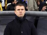 Сергей РЕБРОВ: «Команда хочет вырвать победу!»