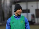 Андрей ШЕВЧЕНКО: «Очень приятно вернуться в этот коллектив»