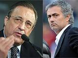 Президент «Реала» планировал уволить Моуринью