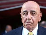 Галлиани отклонил предложение Переса о работе в «Реале»