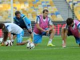 ФОТОрепортаж: открытая тренировка сборной Украины (24 фото)