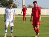 В матче дубля «Динамо» с «Судувой» было назначено сразу четыре пенальти