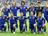Сборная Японии сыграла первый матч после землетрясения